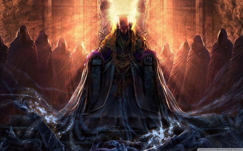 AHRIMAN: Le Maitre descyber-démons