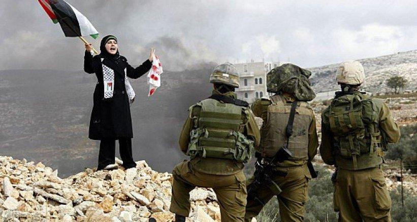 LES FEMMES DE GAZA APPELLENT LES FEMMES DU MONDE ET PERSONNE NERÉPOND?