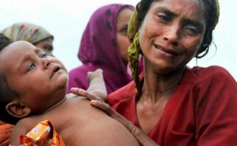 Génocide des Rohingyas : Parce que Musulmans!