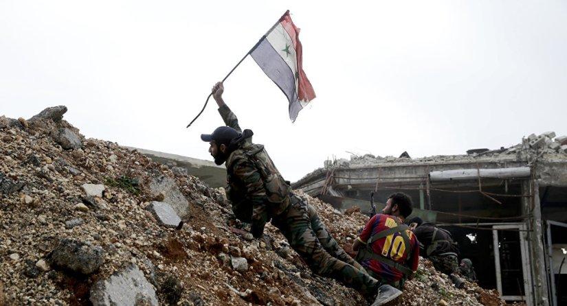 Alep, Syrie – Une libération crève-cœur pour la coalitioninternationale