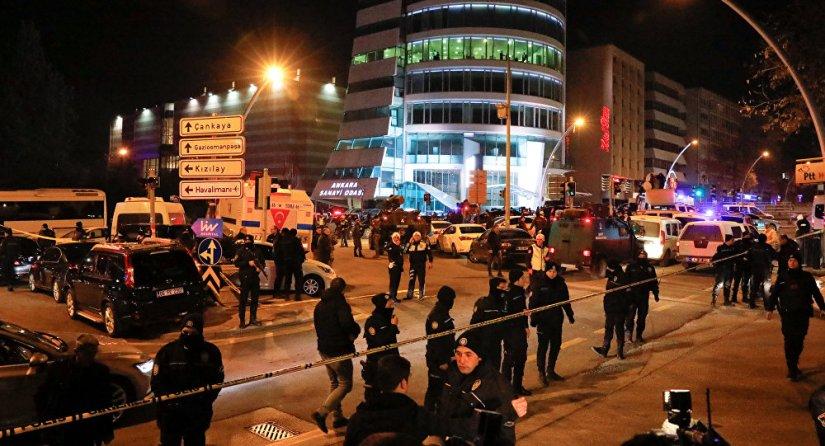 L'ambassadeur de Russie à Ankara tué dans uneattaque