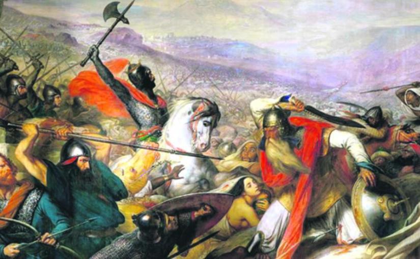 Charles Martel, imposture historique et mythefasciste