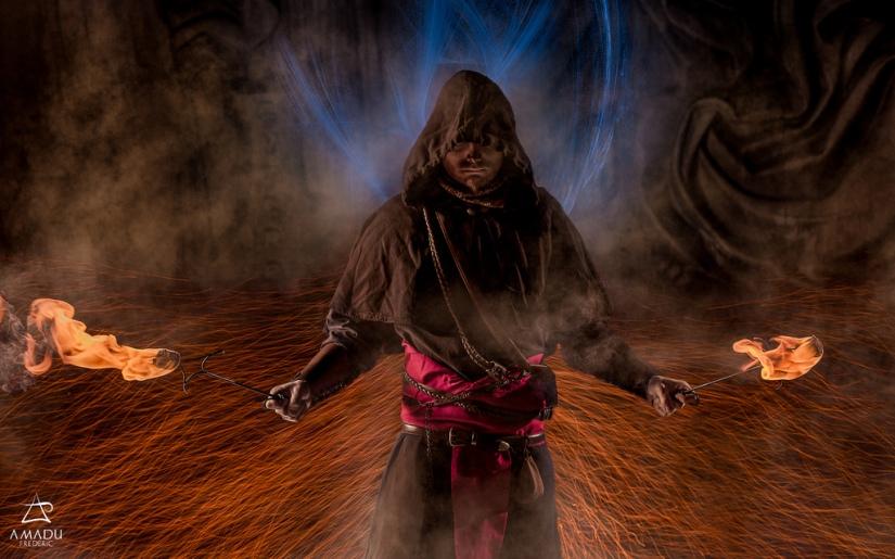 La secte des Assassins : Tueurs de l'ombre…