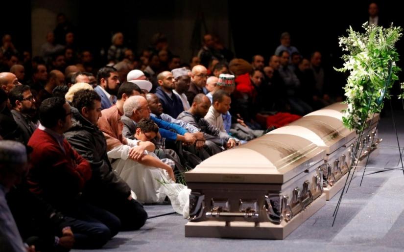 Attentat contre la mosquée de Québec : Tous les génocides commencent avec desmots