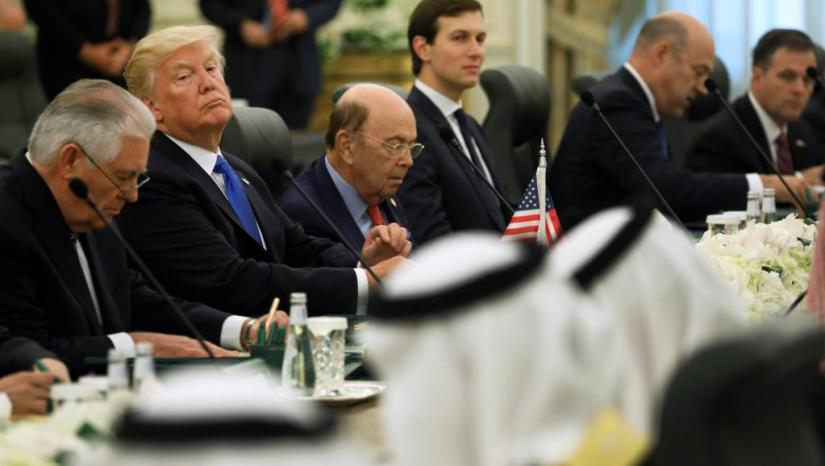 Trump l'instigateur de la guerre apocalyptique Arabie Saoudite vs Iran?