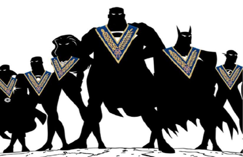 Occultisme et Franc-Maçonnerie dans les ComicBooks