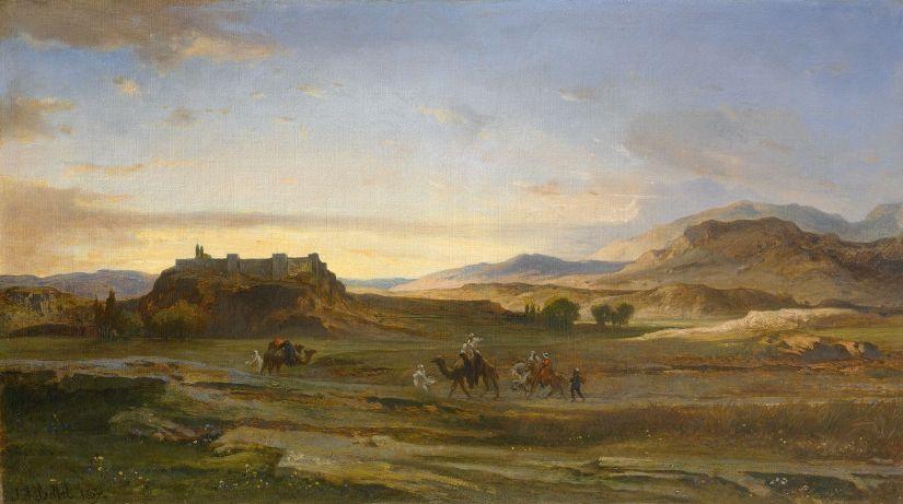 Document Exclusif !!! «Al Hijaz, Terre d'origine d'Abraham et  des Prophètes Israélites»