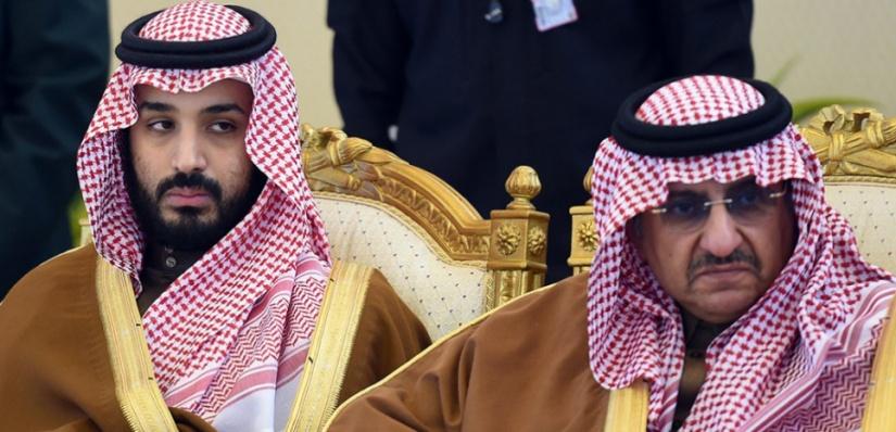 Game of Thrones chez les Al Saoud saison 2 : Le Coup d'État royal a eulieu!