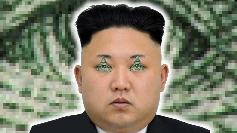 La Corée du Nord pion Illuminati dans le Nouvel OrdreMondial