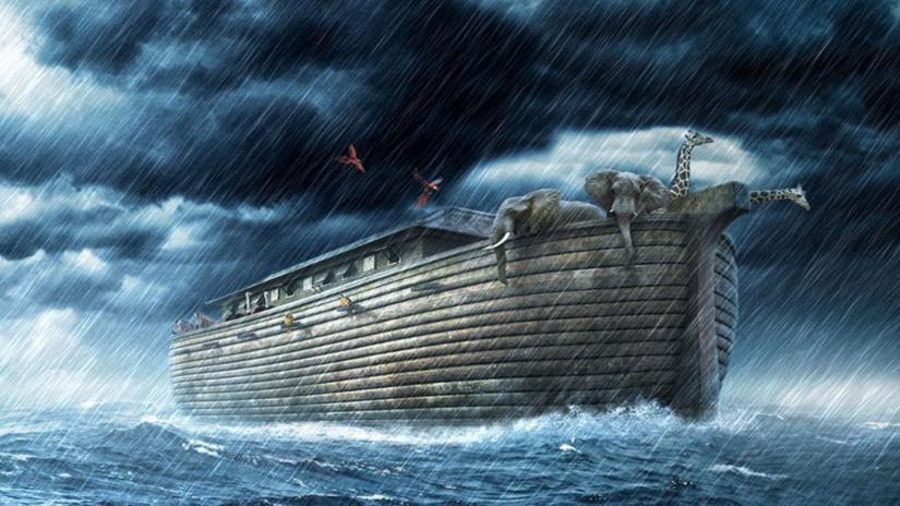 Le Déluge a t-il été Universel à l'époque de Noé?